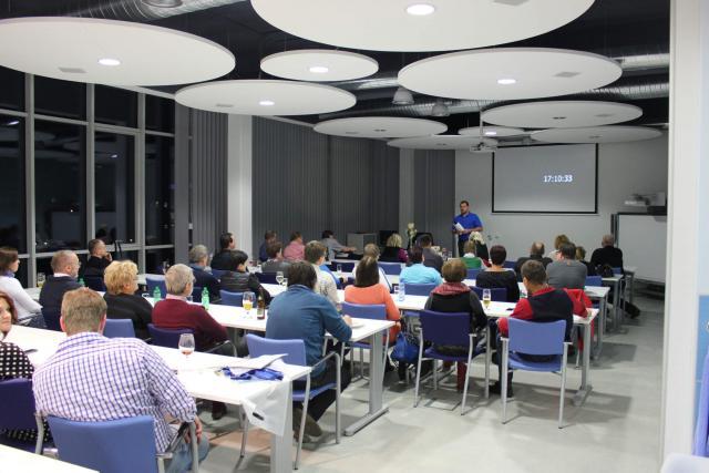 Program členské schůze GC Grosshof