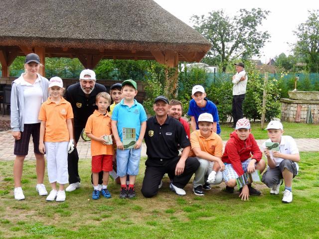 Golf Circus s turnajem pro děti naplnil očekávání