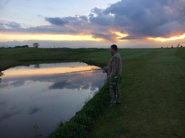 Premiérový turnaj Fish and golf už tuto sobotu