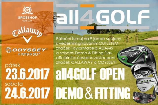 all4GOLF 2017