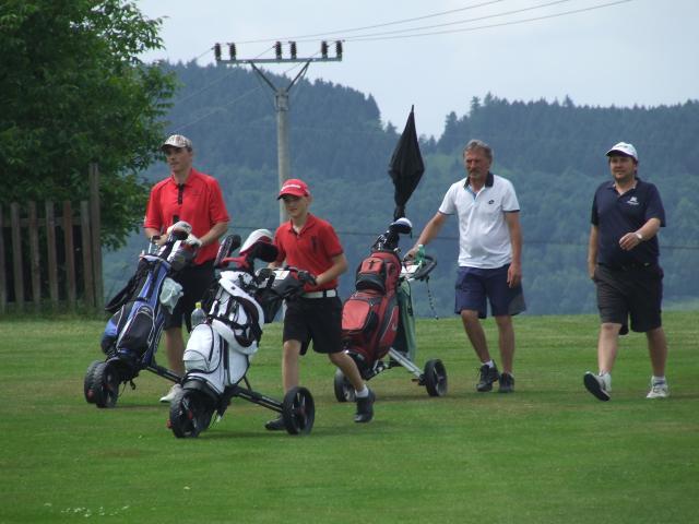 Muži GC Grosshof v Krajské soutěži klubů